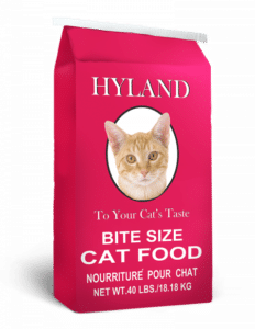 Hyland Cat Food