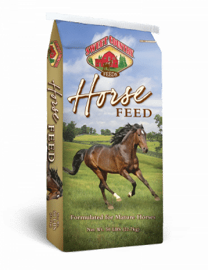 12% Pleasure Horse