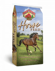 12% Select Horse