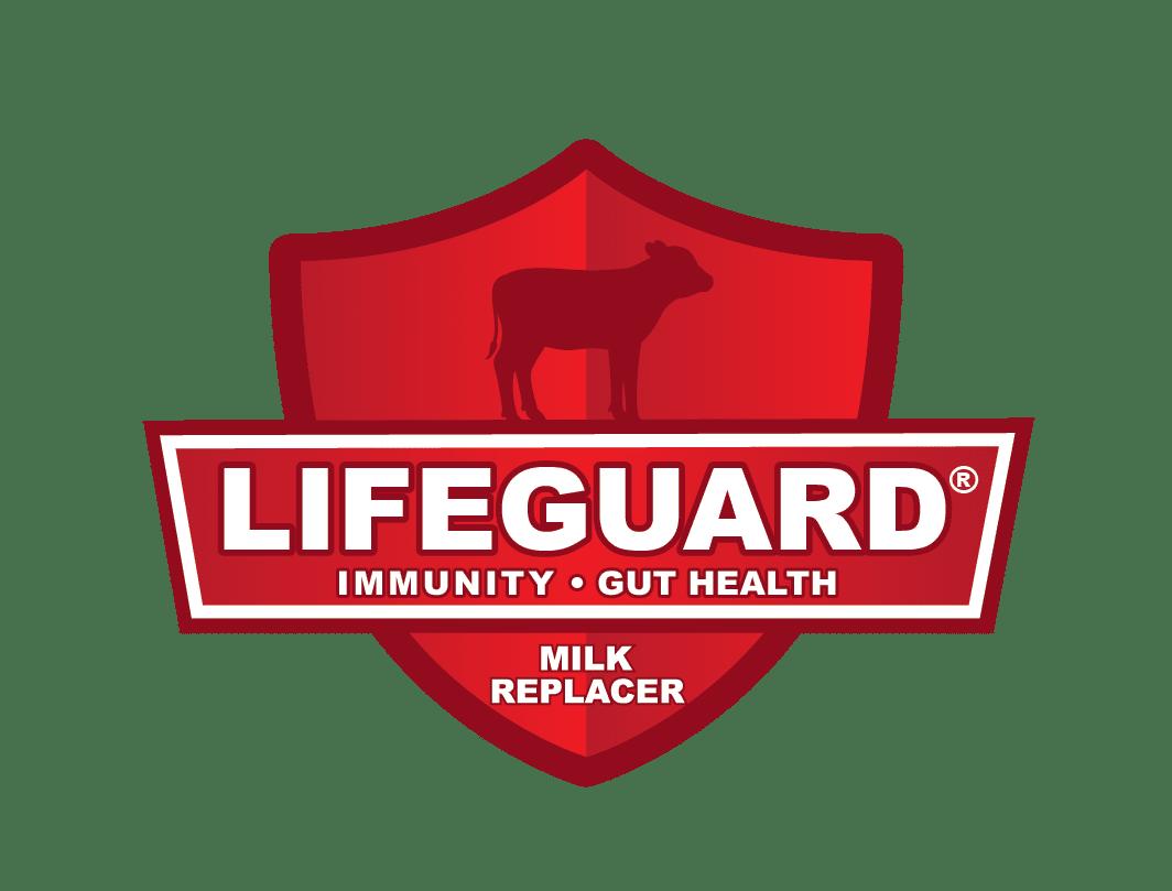 Milk Replacer Lifeguard Logo
