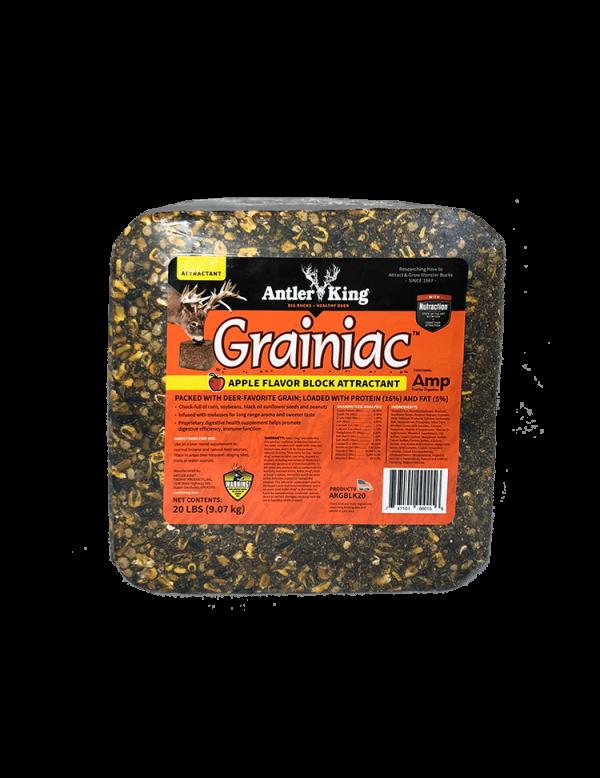 Grainiac Web